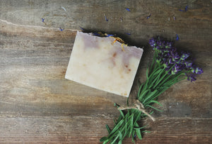 Lavender Fields Botanical Soap