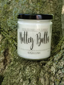 Nuttey Butta Soy Candle