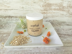 Oatmeal Cookie Body Polish