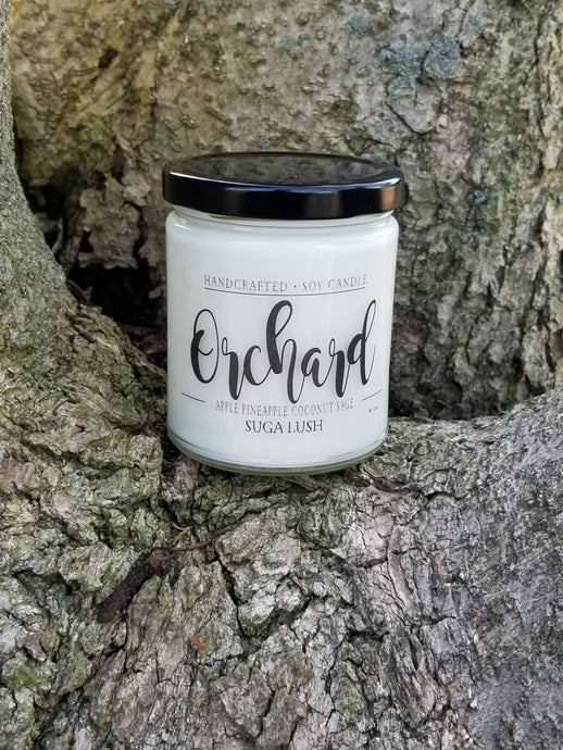 Orchard Soy Candle