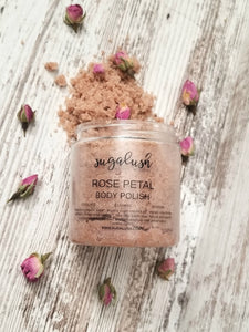 Rose Petal Body Polish