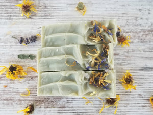 Sea & Clay Soap