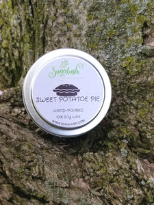Sweet Potatoe Pie Soy Candle