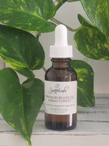 Urban Forest Premium Beard Oil