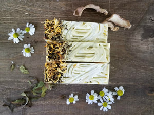 White Tea + Ginger Coconut Milk Soap