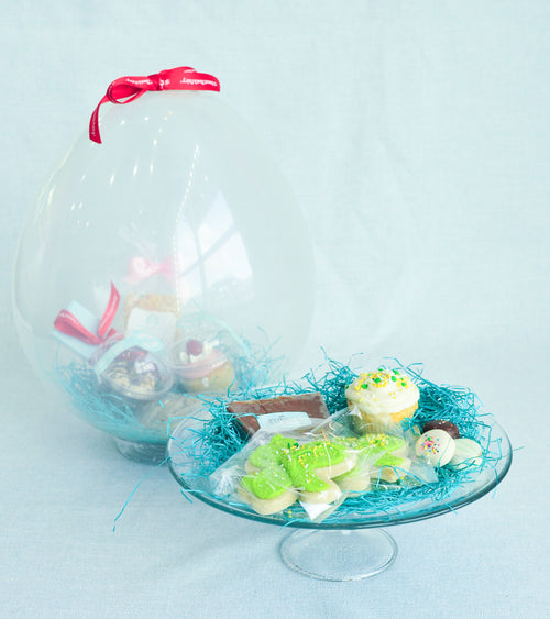 St Patrick's Sweet Balloon Gift Package
