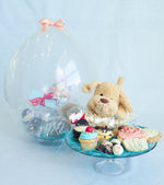 Sweeter Birthday Balloon Gift Package