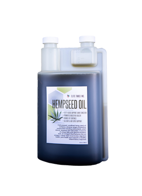Hemp Seed Oil for Dogs