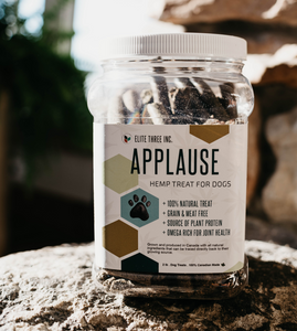 Applause Hemp Dog Treats