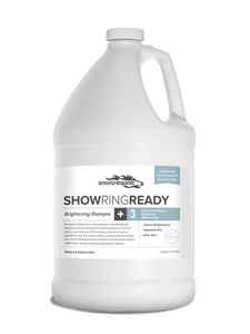 Equine Show Ring Ready Brightening Shampoo