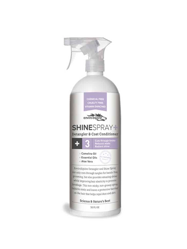Equine Shine Spray & Detangler