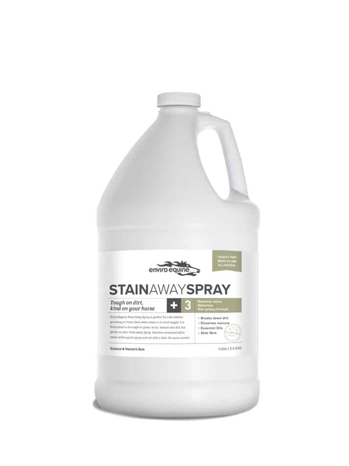 Equine Stain Away Spray