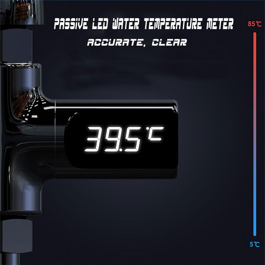Digital Shower Thermometer-WWW.NOVELTYHOMEONLINE.COM