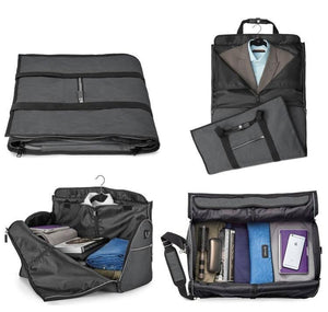 2 in 1 Garment + Duffle Bag-WWW.NOVELTYHOMEONLINE.COM