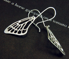 butterfly wing earrings from shop.simonewalsh.com