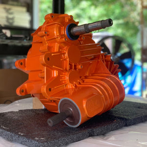 Second Chance Built Transmission & Powdercoat Deal