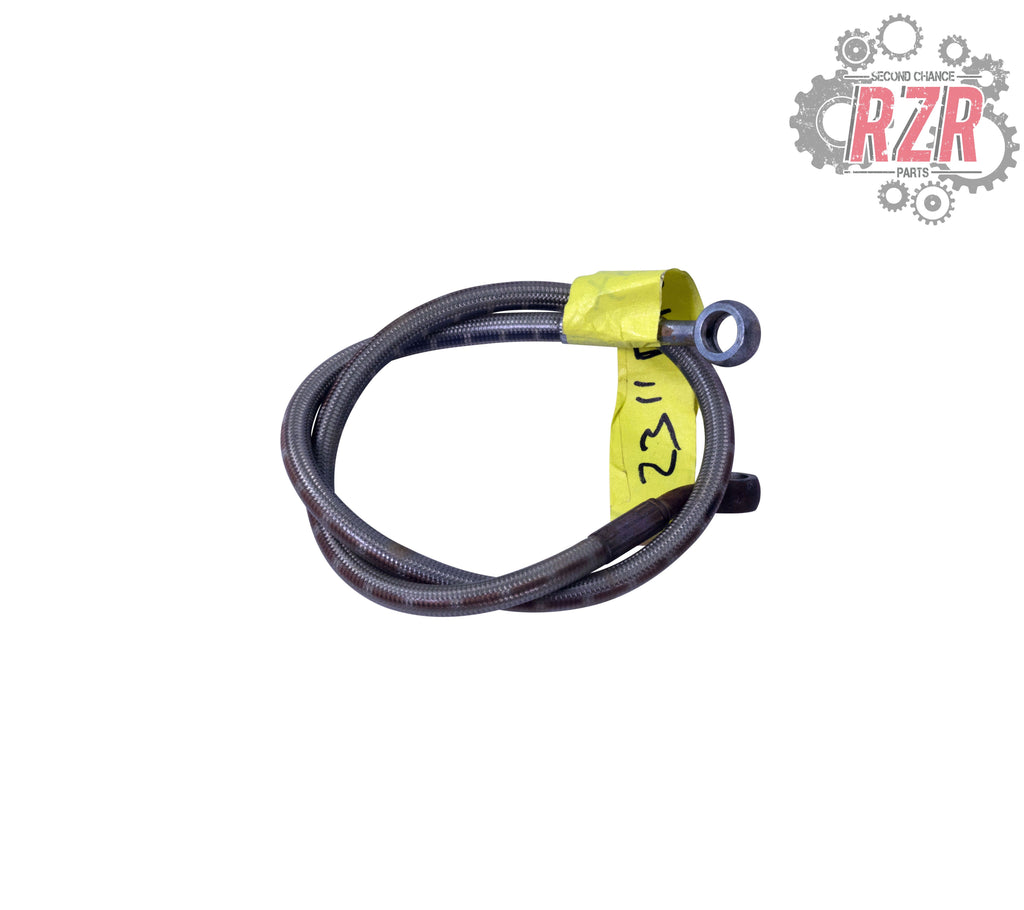 "RZR 570 800 900 1000 23"" Front Brake Line Polaris OEM - #1459"