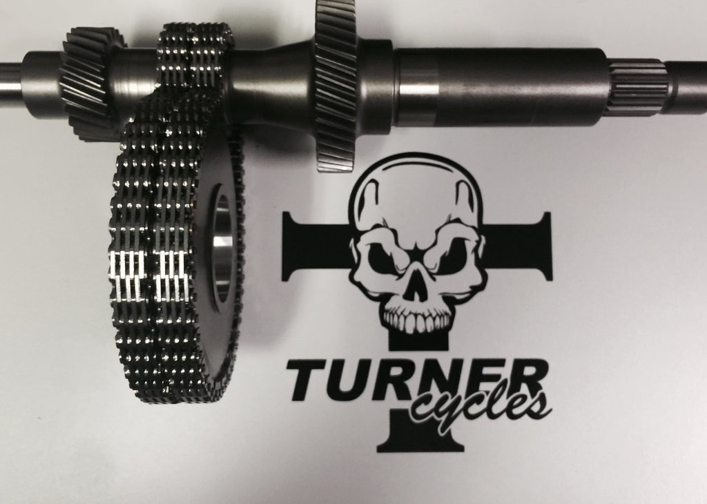 Turner Double Reverse Chain Upgrade Kit for Polaris RZR Ranger General