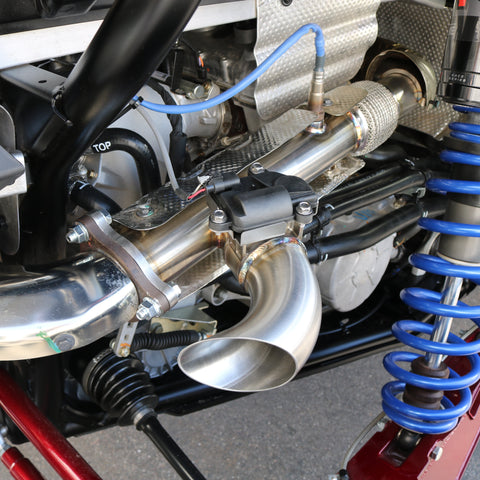 Image of Polaris RZR Pro XP Shocker Electric Cutout Exhaust