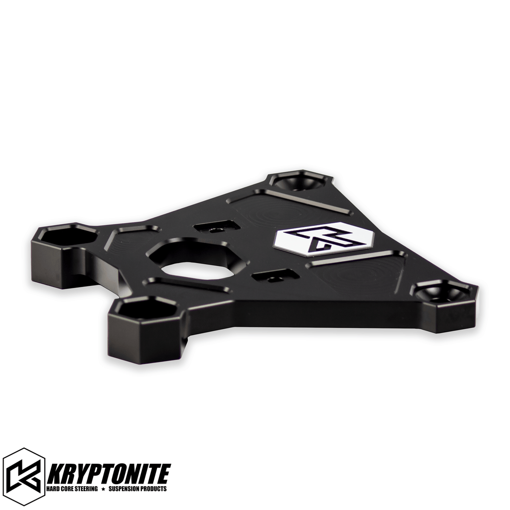 KRYPTONITE POLARIS RZR DEATH GRIP REAR RADIUS PLATE 2018-2021 TURBO S