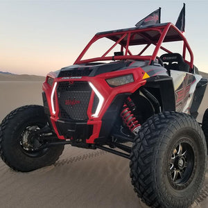 Polaris RZR XP Turbo Grille