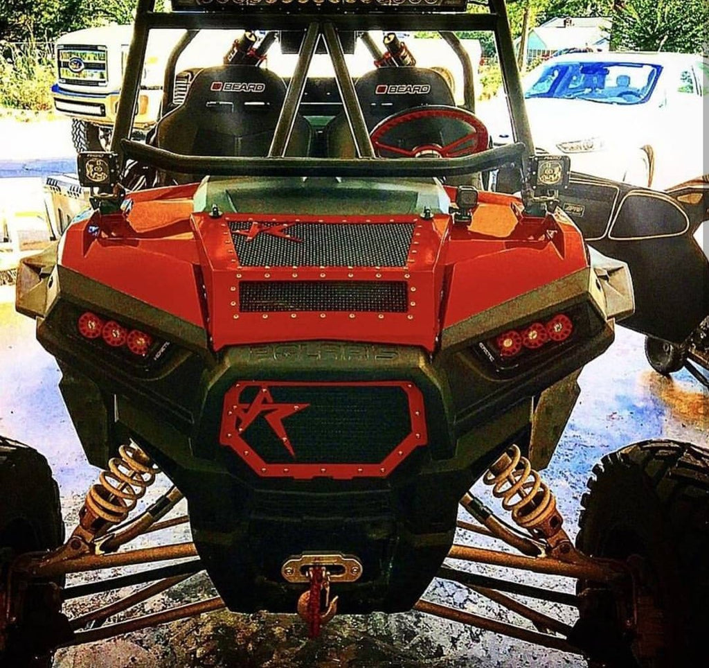 Rogue Offroad Turbo RZR Conversion Hood