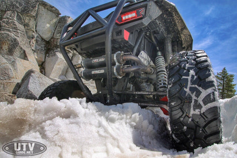 "KRYPTONITE POLARIS RZR DEATH GRIP PACKAGE STAGE ""2"" 2014-2021 XP"