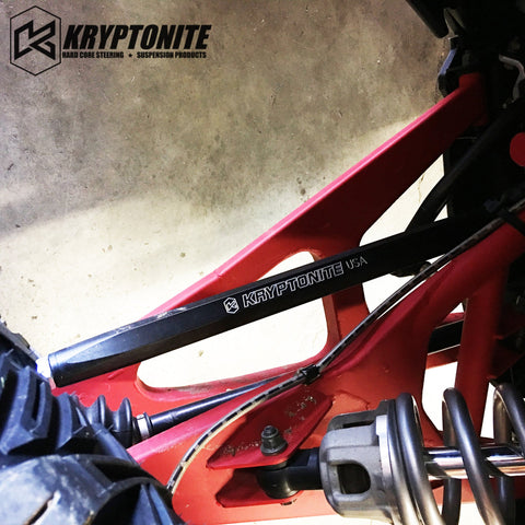 "KRYPTONITE POLARIS RZR DEATH GRIP TIE RODS STAGE ""2"" 2014-2021 XP (+3"" Long Travel)"