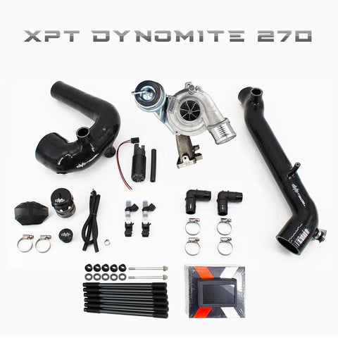 Image of Polaris RZR XP Turbo Dynomite Turbo System