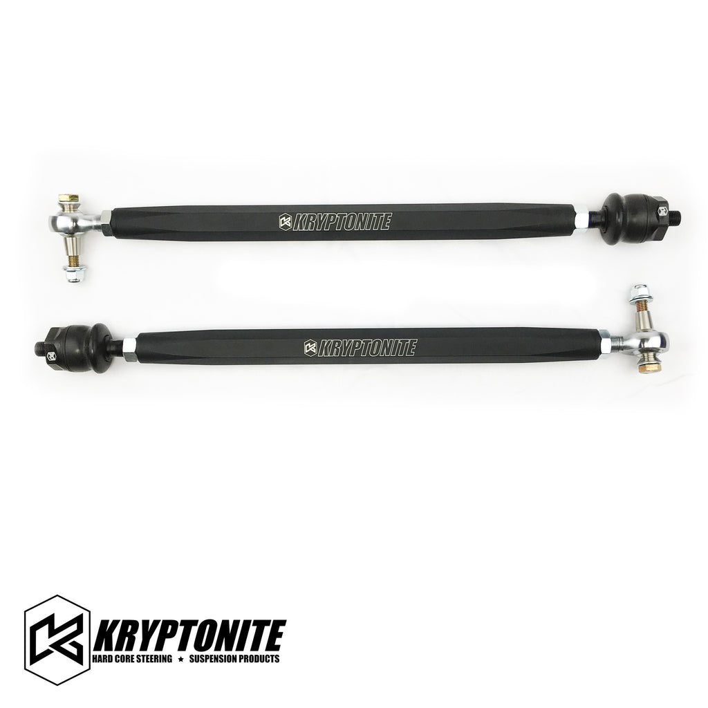 "KRYPTONITE POLARIS RZR DEATH GRIP TIE RODS STAGE ""1.5"" 2014-2021 XP (+3"" Long Travel)"