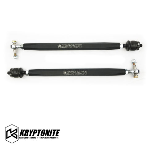 "Image of KRYPTONITE POLARIS RZR DEATH GRIP TIE RODS STAGE ""1.5"" 2014-2021 XP (+3"" Long Travel)"
