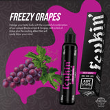 Freezy Grapes