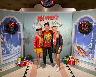 Minnie's Holiday Dine at Hollywood & Vine in Hollywood Studios