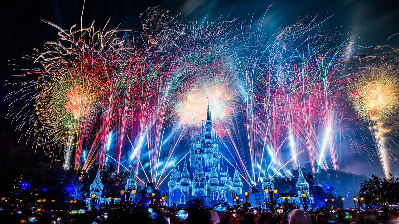 Disney World Shares New Year's Eve 2020 Plans, No In-Park Celebrations This Year