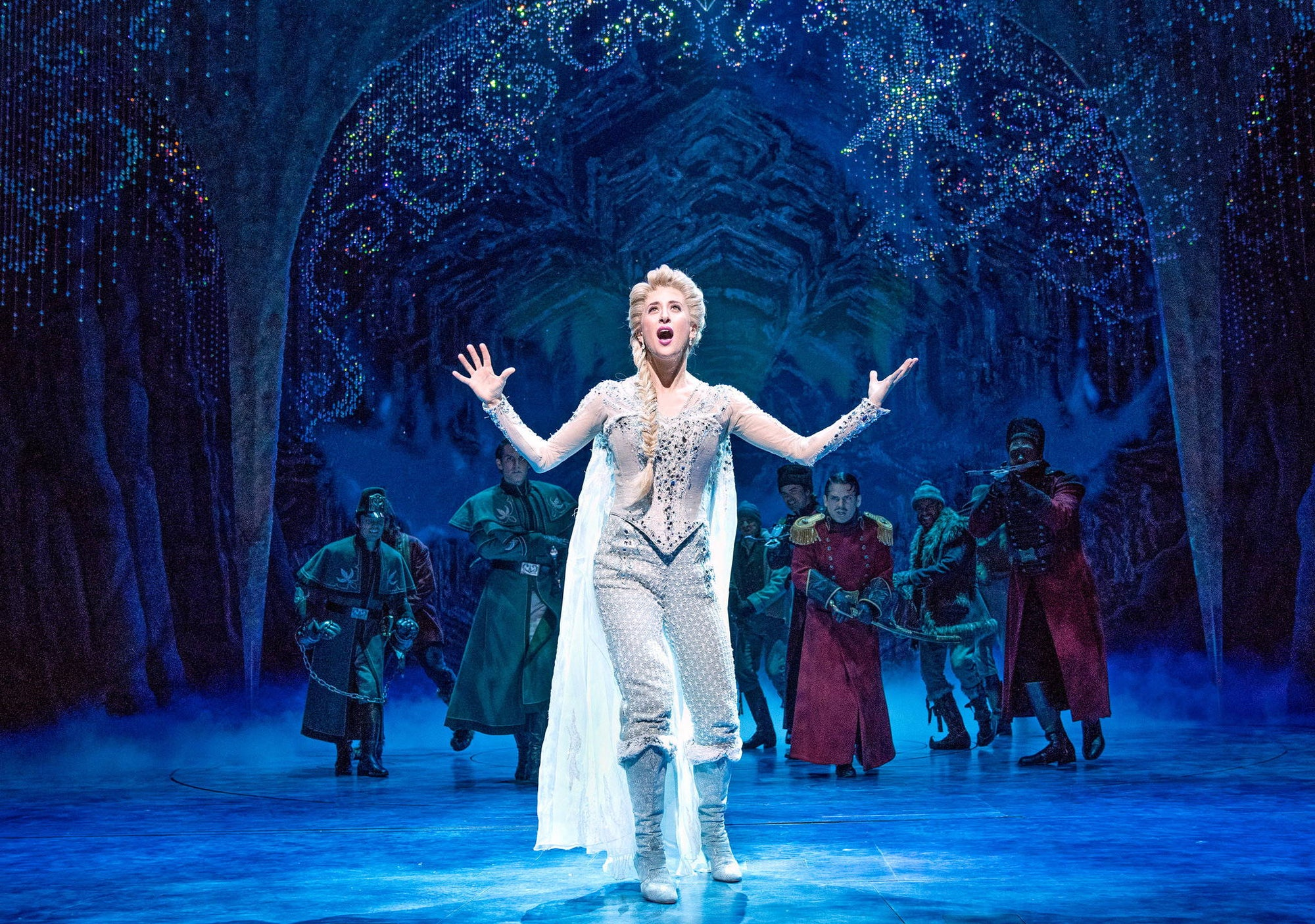 Disney Closes Frozen on Broadway for Good, Will Not Return When Broadway Reopens in New York City