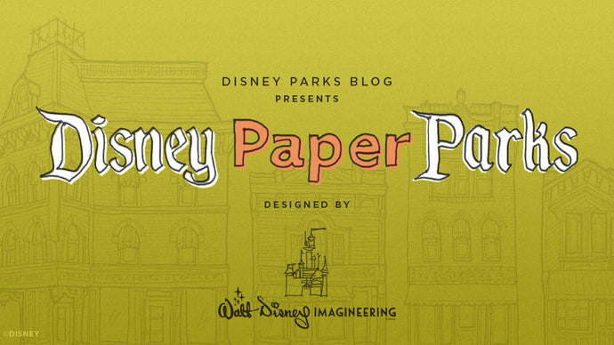 Become an At-Home Imagineer and Create Your Own Magic Happens Parade With These All-New Disney Paper Parks Printouts