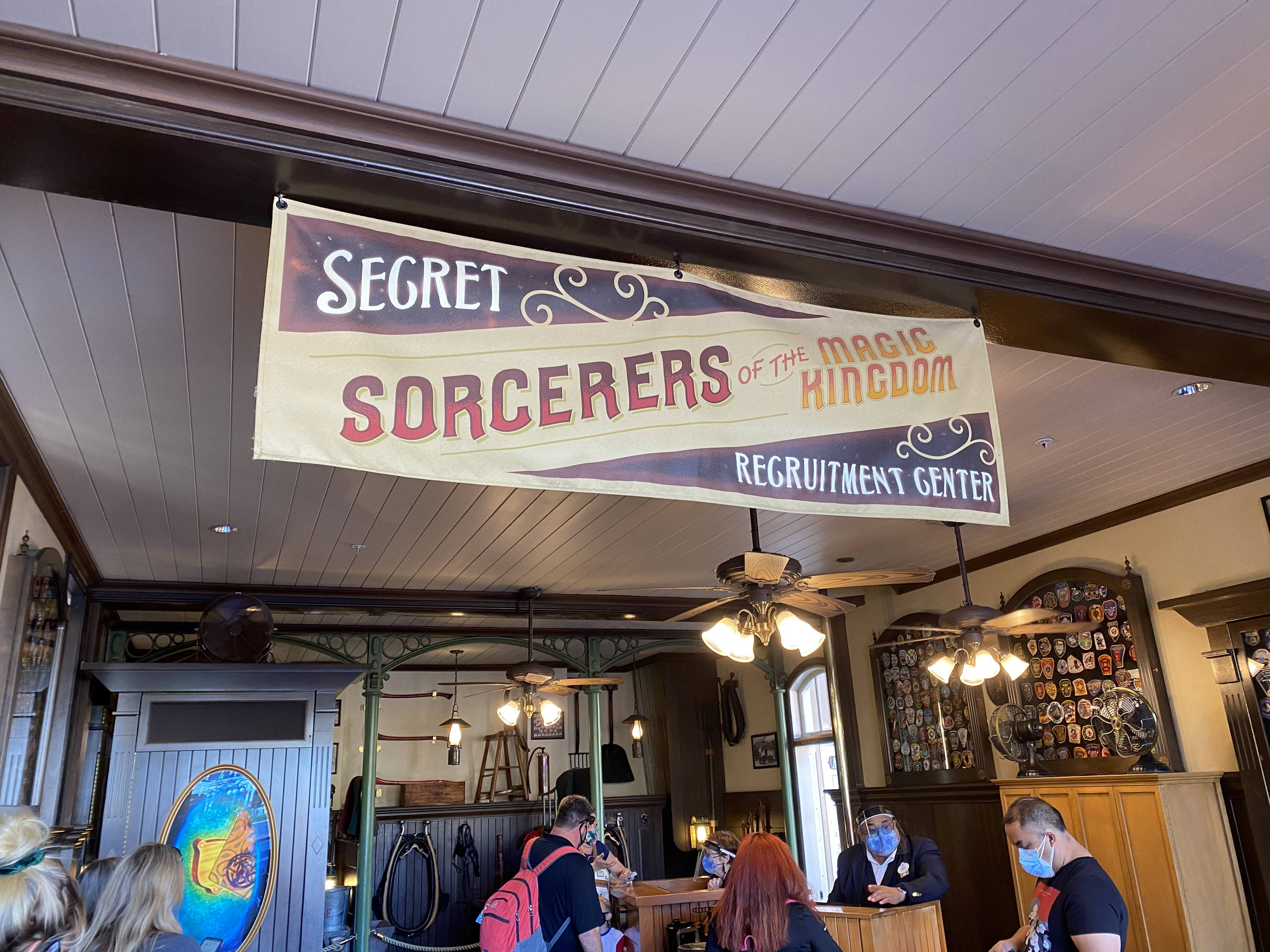 Sorcerers of the Magic Kingdom Permanently Closing Later this Week