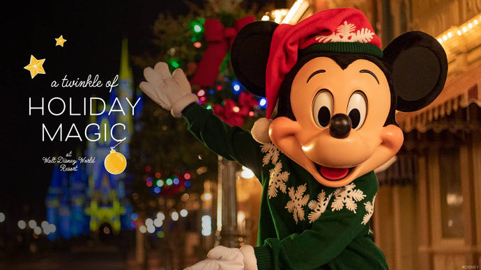 Walt Disney World Holidays Begin November 6th, No Mickey's Very Merry Christmas Party Included