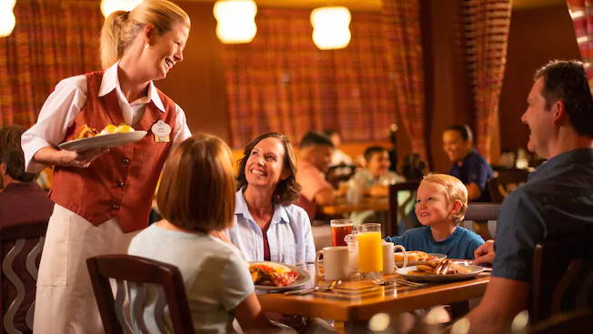 Walt Disney World Hotel Guests to get Exclusive Access to Dining Reservations Beginning June 18th