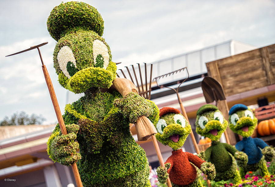 Taste of EPCOT International Flower & Garden Festival Returning to EPCOT in March