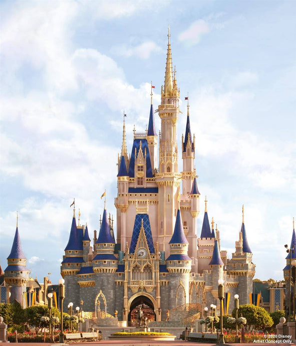 Cinderella Castle at Magic Kingdom Is Getting a New Look!