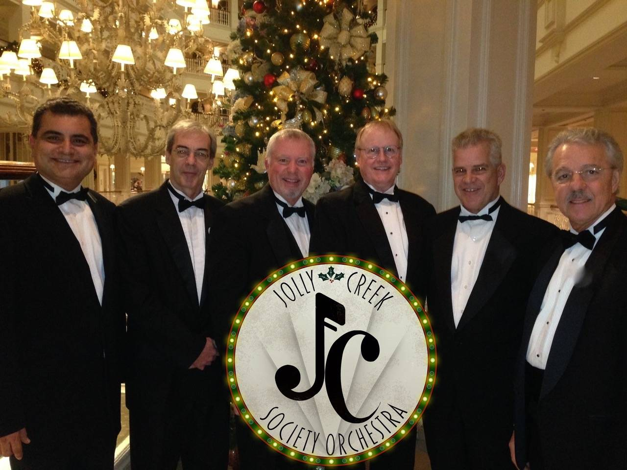 "Former Grand Floridian Society Orchestra to Headline ""Jolly Creek Holiday Festival"" This Holiday Season"