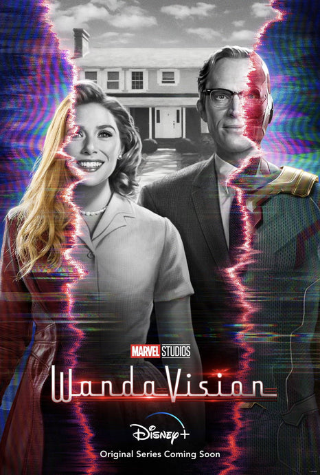 The Trailer for Marvel Studios WandaVision is Finally HERE