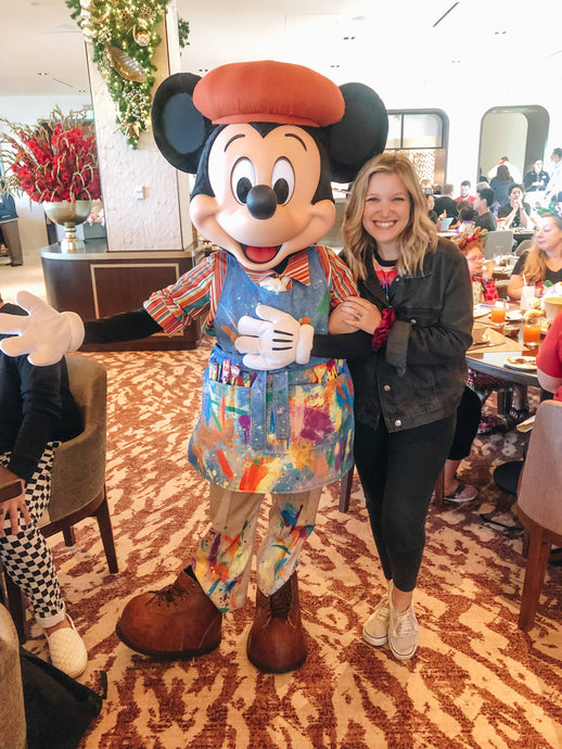 Review - Topolino's Terrace Character Breakfast at Disney's Riviera Resort