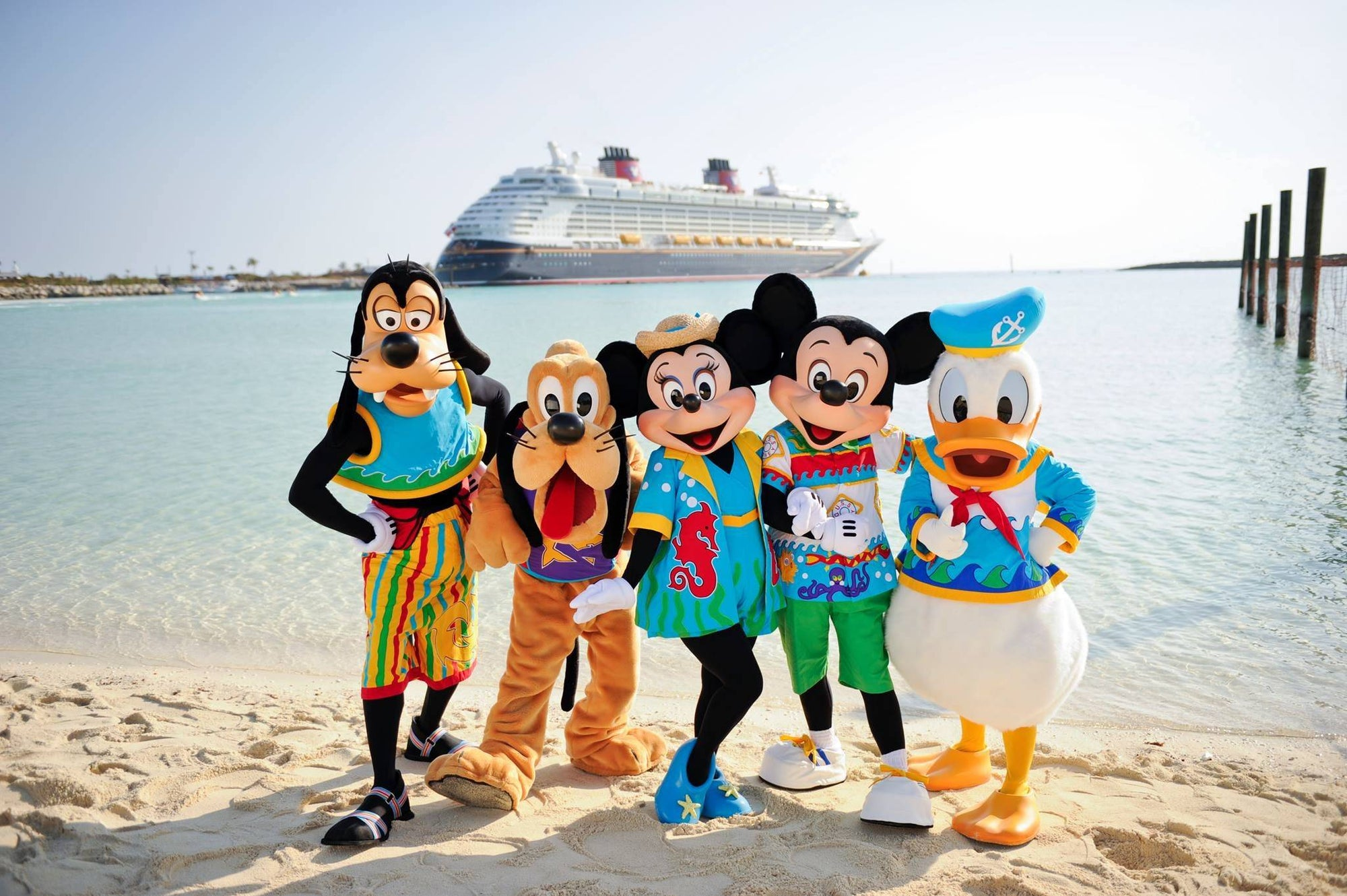 The Complete Guide to Character Encounters on the Disney Cruise Line