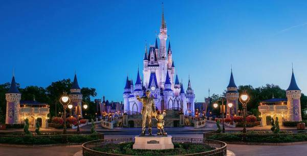 The Orange County Economic Recovery Task Force has Established Initial Guidelines and Procedures for Walt Disney World Reopening
