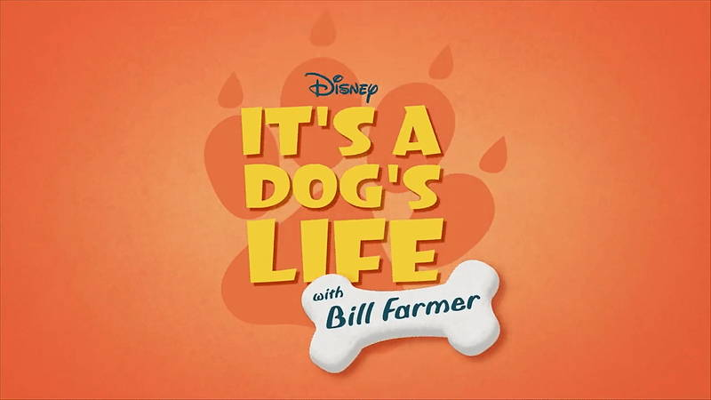 'It's a Dog's Life' With Disney Legend Bill Farmer Coming to Disney+ on May 15th