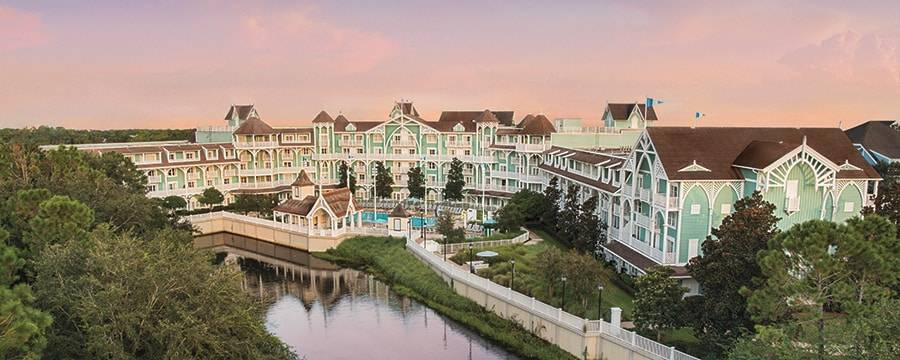Disney's Beach Club and Boardwalk Reopening Delayed Indefinitely, Other Hotel Reopening Dates Pushed Back
