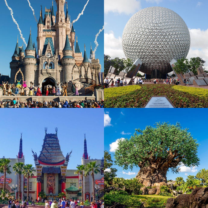 How to Do All Four Parks in One Day at Disney World
