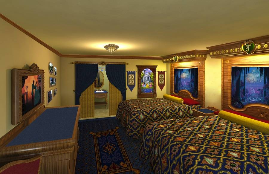 Ever Wanted Your Very Own Disney Resort Mattress? Now You Can Own One!